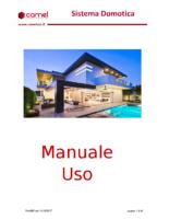 Manuale Uso Domotica